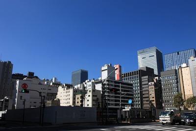 日本橋二丁目の大規模再開発