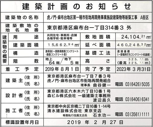 IMG_4870_虎ノ門・麻布台プロジェクト メインタワー(A街区) 建築計画