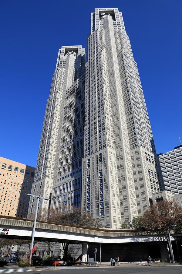 東京都庁第一本庁舎