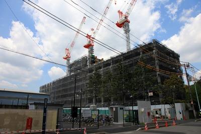 (仮称)中野四丁目開発計画 区域5新築工事