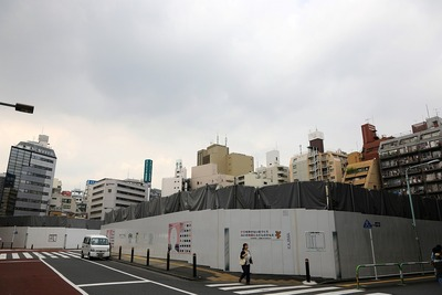 (仮称)豊島プロジェクト既存解体工事 B敷地