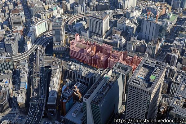 日本橋一丁目東地区第一種市街地再開発事業