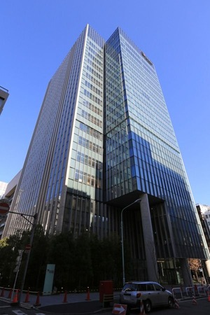 日本橋アステラス三井ビルディング