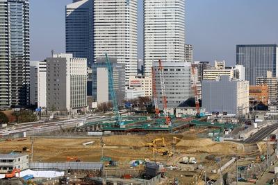 晴海五丁目西地区第一種市街地再開発事業 5-3街区