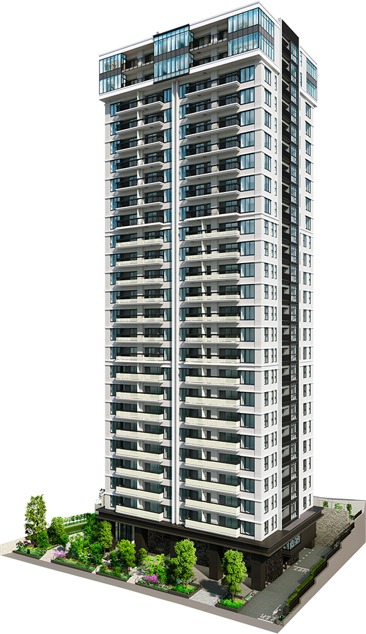 ザ・パークハウス 高輪タワー