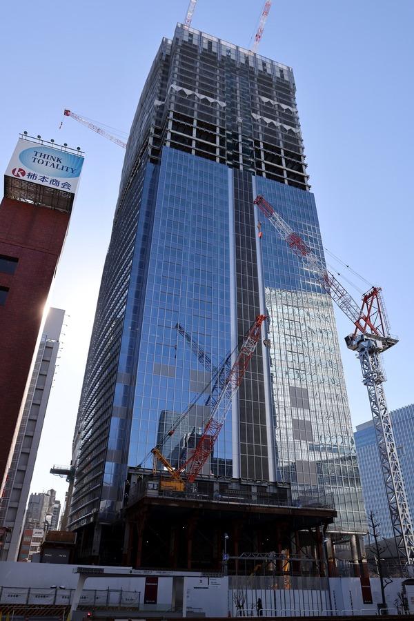 八重洲二丁目北地区第一種市街地再開発事業