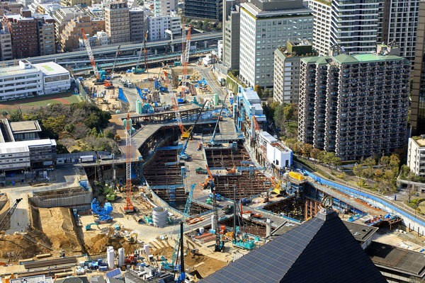 虎ノ門・麻布台プロジェクト 東棟(B-2街区)