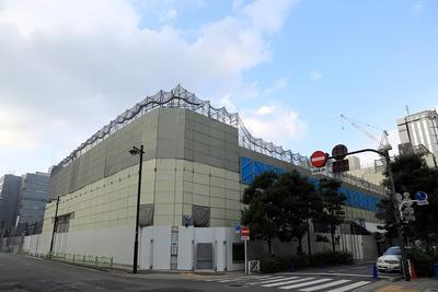 日本橋室町三丁目地区第一種市街地再開発事業A地区新築工事