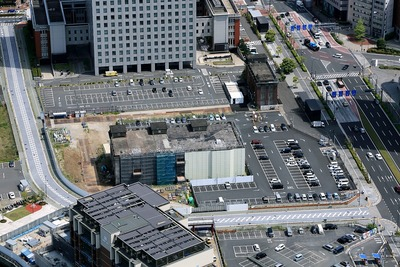 (仮称)横浜市中区北仲通5丁目計画