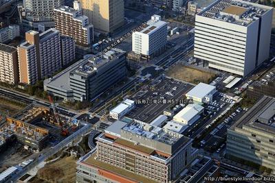 豊洲5丁目の空撮