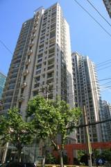 上海の超高層マンション