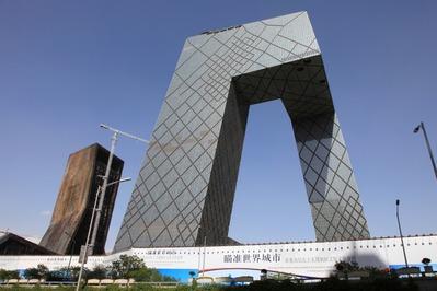 中国中央電視台新本部ビル