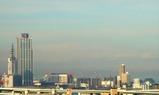 キングスクエア ザ・タワー ランドレックスからの眺め