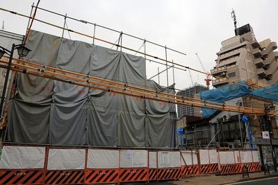 (仮称)白金六丁目計画新築工事
