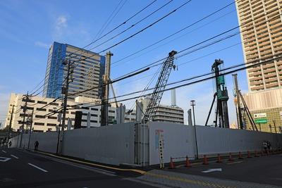小杉町3丁目東地区市街地再開発事業