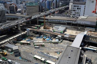 渋谷駅街区開発計画 東棟