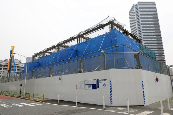 勝どき東地区第一種市街地再開発事業 A3棟