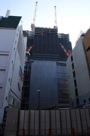 新宿東宝ビル開発計画