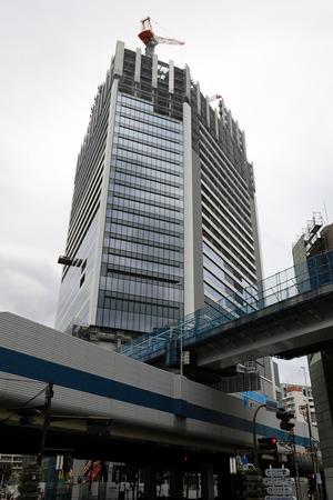 (仮称)竹芝地区開発計画 A街区(業務棟)