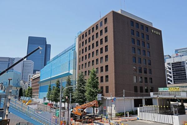 日本橋一丁目中地区第一種市街地再開発事業 B街区
