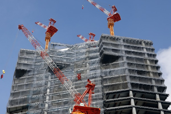 東京三田再開発プロジェクト