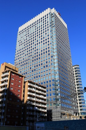 大崎ブライトタワー