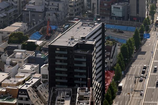 (仮称)西麻布六本木通りビル建替計画