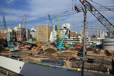 目黒駅前地区第一種市街地再開発事業A敷地