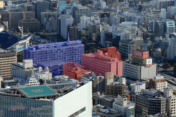 関内駅前港町地区市街地再開発