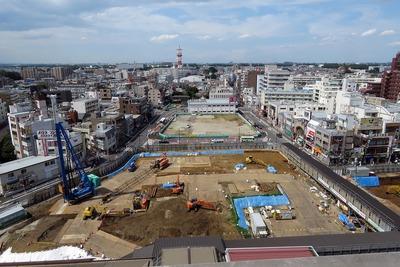 (仮称)国分寺駅直結再開発タワープロジェクト・ウエスト