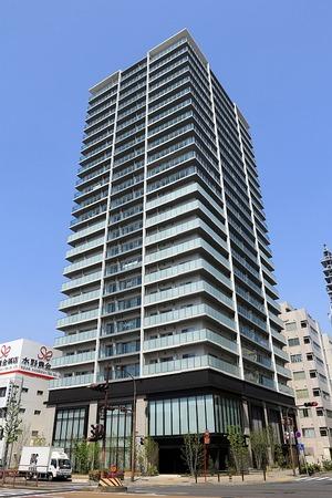 ザ・パークハウス久屋大通ローレルタワー