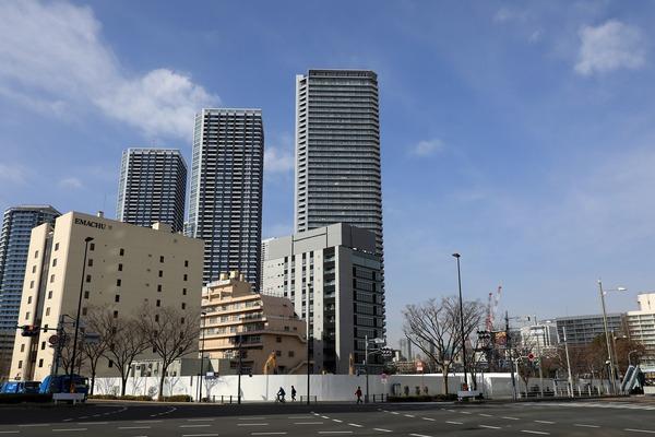 (仮称)晴海三丁目計画新築工事