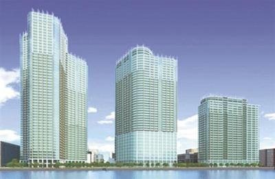勝どき東地区第一種市街地再開発事業