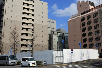 (仮称)渋谷区神南一丁目計画
