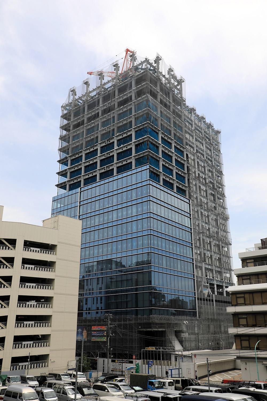 渋谷ビデオスタジオ跡地 : 超高...