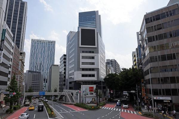 (仮称)渋谷二丁目西地区第一種市街地再開発事業 A街区