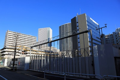 (仮称)西五反田三丁目計画新築工事
