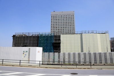 旧横浜生糸検査所付属倉庫(旧帝蚕倉庫倉庫棟)
