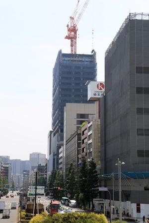 (仮称)京橋一丁目東地区永坂産業京橋ビル新築工事