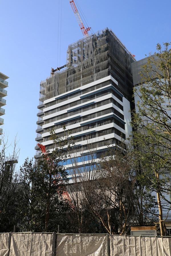 豊洲ベイサイドクロスタワーB棟