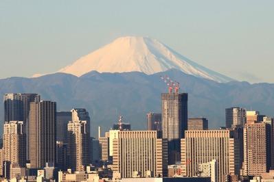 富士山超望遠