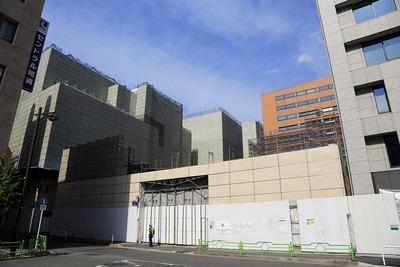 日本橋室町三丁目地区 既存建物解体工事