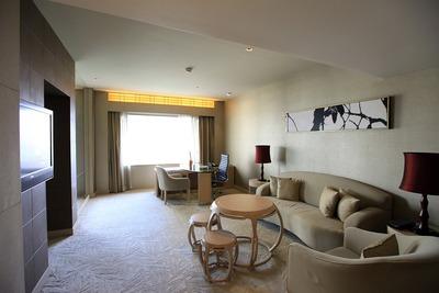 広州の花園酒店(Garden Hotel)の室内