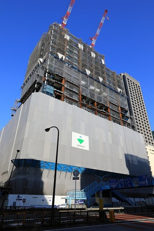 (仮称)日本橋二丁目地区第一種市街地再開発事業(A街区)