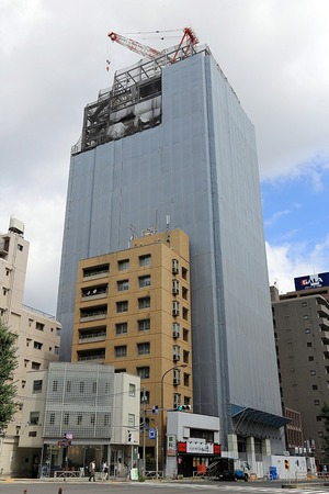 アパホテル<品川泉岳寺駅前>