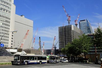 JPタワー名古屋とJRゲートタワー