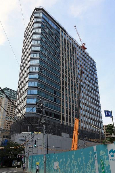 北品川五丁目第1地区第一種市街地再開発事業 高層業務棟(C1棟)