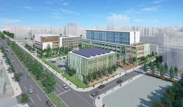 (仮称)新さっぽろ駅周辺地区G街区開発プロジェクト