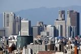 新宿超高層ビル群