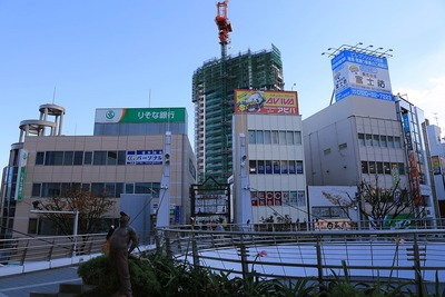 サンコリーヌタワー横須賀中央駅前
